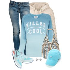 Zoe Karssen, created by daiscat on Polyvore