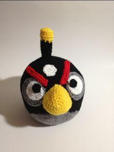 19 Besten Angry Birds Bilder Auf Pinterest Oiseaux En Crochet