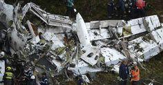 ¿Por qué Chapecoense cambió de avión en Bolivia en su viaje a Medellín? -- Foto: AFP