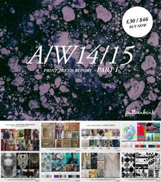 Autumn/Winter 2014/15 Print Trend Report Part 1 PDF Download