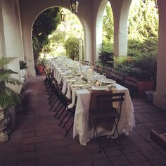 greige: interior design ideas and inspiration for the transitional home : Farm to table {a wonderful evening}