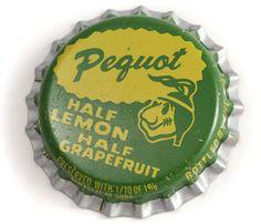 PEQUOT SODA POP:  http://www.retroplanet.com/blog/soda-pop-of-the-week/soda-pop-of-the-week-pequot-soda/