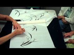 Demo video - intro to Sumi-e Painting