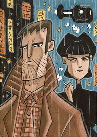 Blade Runner by OtisFrampton.deviantART.com