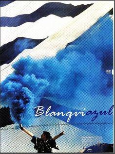 Blanquiazul ♥ el color de mi corazón ♥