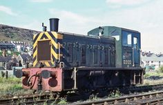 Railway Herald :: Imaging Centre :: D2122 at Swansea East Dock