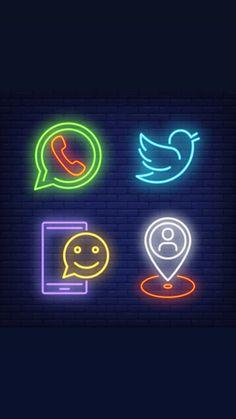Iphone Logo, Iphone Icon, Wallpaper Iphone Neon, Iphone Wallpaper Tumblr Aesthetic, App Store Icon, App Icon, Whatsapp Logo, Snapchat Icon, Minimal Graphic Design
