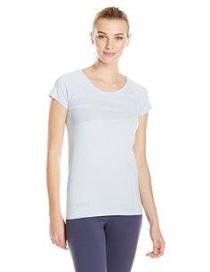 Oiselle Womens Flyte Short Sleeve Shirt Opal Medium *** For more information, visit image link.