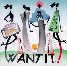 Piet Paris Illustrations by wteresa