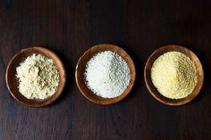 3 Tipos de harina de maíz