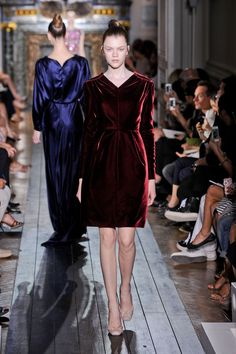 Valentino Fall 2012 Couture by Maria Grazia Chiuri and Pier Paolo Piccioli