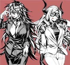 Midnight x Mt. Lady (My Hero Academia) Midnight x Mt. Lady (My Hero Academia) My Hero Academia Episodes, My Hero Academia Memes, Hero Academia Characters, My Hero Academia Manga, Anime Characters, Boku No Academia, Buko No Hero Academia, Chica Anime Manga, Kawaii Anime