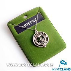 Moffat Clan Crest Pe