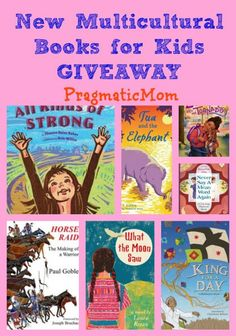 New Multicultural Books for Kids GIVEAWAY :: PragmaticMom