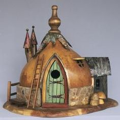 Arbor Castle Birdhouses