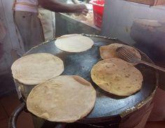 Chapati @Azmi's