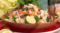 Bill's summery Vietnamese chicken salad