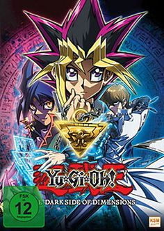 Yu-Gi-Oh! The Dark Side of Dimensions DVD | Weltbild.ch