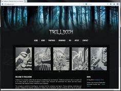 Webbplats till Trolldoom. www.trolldoom.com