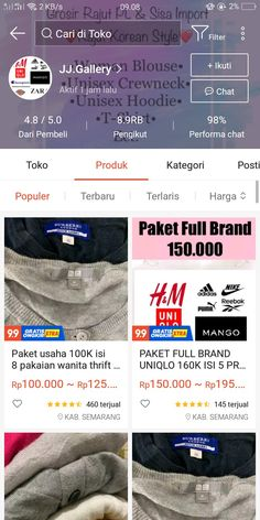 Best Online Clothing Stores, Online Shopping Sites, Shopping Hacks, Online Shopping Clothes, Online Shop Baju, Aesthetic Shop, Casual Hijab Outfit, Shops, My Tumblr