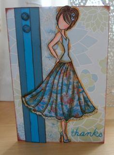 Prima Doll Card