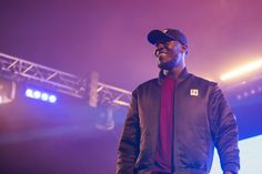 "Without warning. Without a sliver of a hint. Michael Omari popular known as Stormzy and #Merky dropped an utterly cold preview of a new track, live on stage in Sweden. With the camera rolling on stage with him, Stormzy primed the throng of crowds with a few bars and had them repeating the word ""cold.""More"