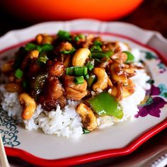 Cashew Chicken - Ree Drummond