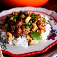 Cashew Chicken - Ree Drummond