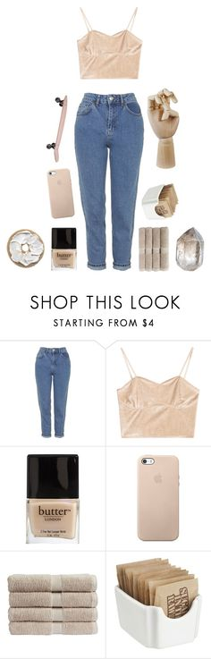 """""""- ̗̀ hold me close"""" by s-aturatedsunrise ❤ liked on Polyvore featuring Topshop, Butter London, Christy, Crate and Barrel and HAY"""
