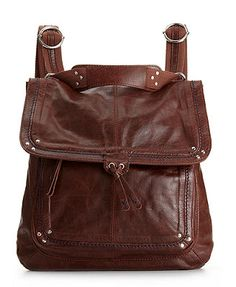 The Sak Handbag, Ventura Leather Backpack