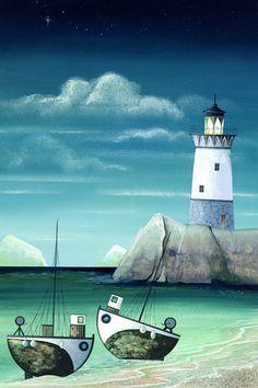 DeMontfort Fine Art: Gary Walton