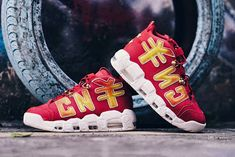 EffortlesslyFly.com - Kicks x Clothes x Photos x FLY SH*T!: The Remade x K.YEE Create the Ultimate Nike Air Up...