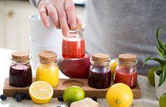 Snabba och så goda hälsoshot med ingefära!