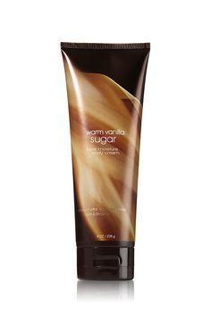 Warm Vanilla Sugar® Triple Moisture Body Cream - Signature Collection - Bath & Body Works
