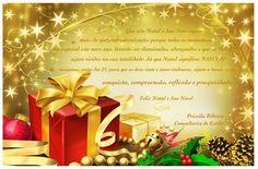 Feliz Natal à todos