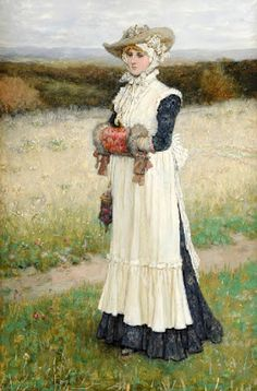 The Kissed Mouth: Thursday 24th December - George Henry Boughton, the King of Muffs