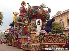 46 Beste Afbeeldingen Van Disney Parades Praalwagens