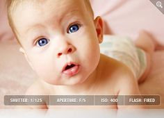 tips for photographing older babies