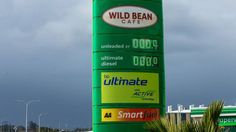 More than 700 people fill up during free-fuel-hour at BP in New Zealand Wild Bean Cafe, The Way Back, Auckland, New Zealand, Fill, News, People, People Illustration, Folk
