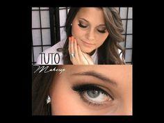 Tuto Makeup Palette Nude'tude : THE BALM - YouTube