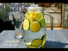 Infused Water Recipes and Benefits - How To Make Fruit Infused Water - Best Reviews & Ideas from the Involvery Community