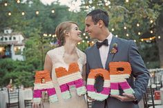A Colorful Outdoor Wedding at Rancho Las Lomas in Silverado, California | Justin Lee Photography | Theknot.com