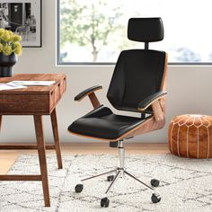 Modern Desk Chair, Modern Chairs, Modern Furniture, Gamer Chair, Most Comfortable Office Chair, Office Seating, Thing 1, All Modern, Home Office