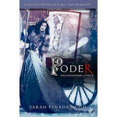 Livro - Poder: Saga Encantadas