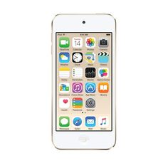 Apple 16GB iPod Touch Gold
