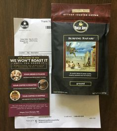 Free Boca Java Coffee Sample #freestuff #freebies #samples #free