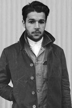 drewinnis:  Actor Christopher Abbott forBaron Wells  hai.