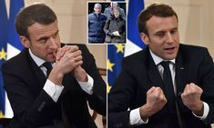 Macron admits France 'probably' would have voted quit EU