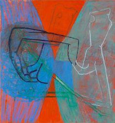 Amy Sillman Artwork