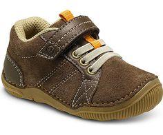 6593f4c21de6 Stride Rite  SRT Daniel Toddler Little Kid (Brown) Brown Sneakers